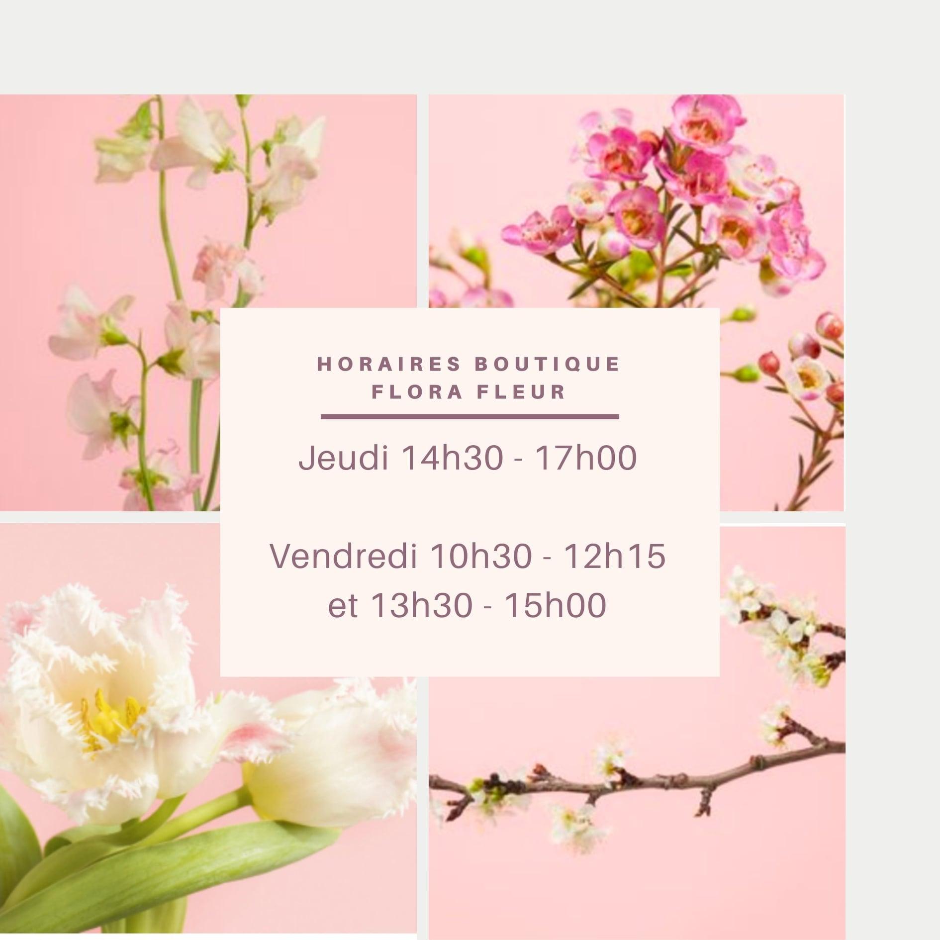 flora fleurs